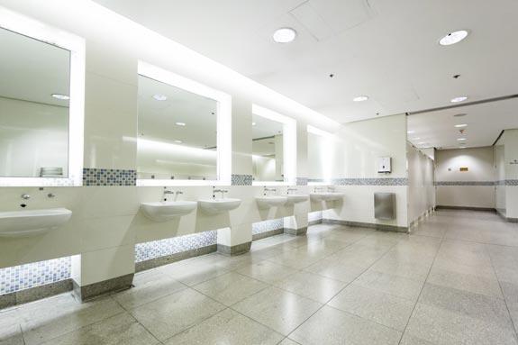 Sistema sanificazione per servizi pubblici puro3 - Bagni per uffici ...